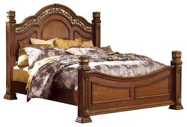 Poster Bed Canopy Liberty Messina Estates Queen Poster Bed Canopy Beds By