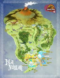 Google Maps Meme Isla Nublar Google Maps Poster Mongolife Throughout Map Isla