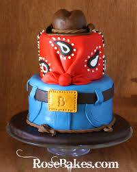 cowboy cake toppers behance