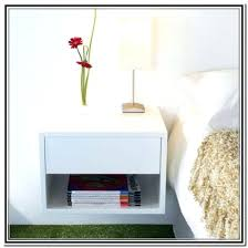floating bedside table ikea floating drawer ikea nightstand wall mounted nightstand with drawer