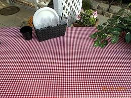 Stay Put Table Covers Amazon Com Custom Fitted Stay Put Table Cover Picnic Tablecloth