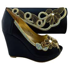 wedding shoes and bags hot high quality nigeria wedding shoes italian shoes and bags set