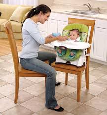 baby high chair that attaches to table amazon com fisher price space saver high chair scatterbug