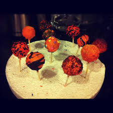 Halloween Themed Cake Pops by Halloween Cakes For Girls Images
