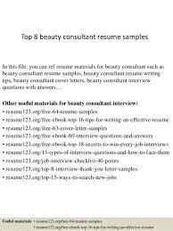 beauty advisor cover letter