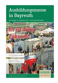 Medfachschule Bad Elster Ausbildungsmesse In Bayreuth By Nordbayerischer Kurier Gmbh U0026 Co