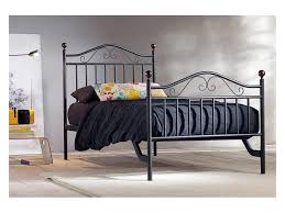 Single Bed Iron Frame Iron Handmade Beds For Hotel Room Idfdesign