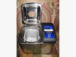 regal kitchen pro collection kitchen pro regal collection model k 6747 bread maker only used 2