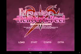 theme psp fate stay night fate stay night realta nua vn for android fatestaynight