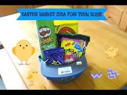 easter baskets for boys easter basket idea for boys torrestvplus3