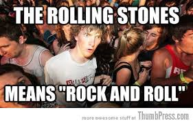 sudden clarity clarence the awkward moment when you realize that