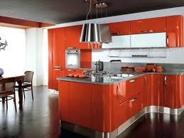 orange kitchen cabinets lacquer finish kitchen cabinets painting kitchen cabinets painted