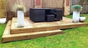 Garden Decking Ideas Uk Garden Decking Ideas Garden Decking Has Always Been A Popular