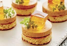 canap foie gras recipe foies gras on brioche with vendage tardive wine jelly saq com