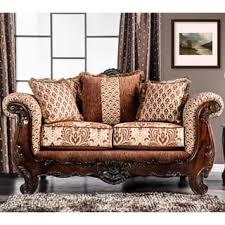 Bordeaux Nutmeg Paisley Loveseat Pattern Sofas Couches U0026 Loveseats Shop The Best Deals For Dec