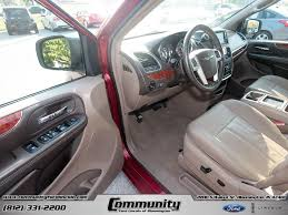 used 2016 chrysler town and country 4dr wgn touring bloomington