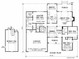 Floor Plans For Narrow Lots by Homely Ideas 11 Architectural Floor Plans Online Plan Floor Plan
