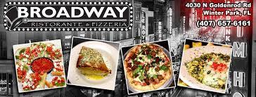 broadway ristorante pizzeria winter park home orlando