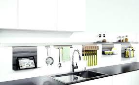 spot triangle cuisine tringle de cuisine barre support cuisine accessoire de credence
