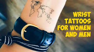 unique small wrist tattoos for and