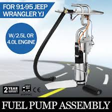 jeep tank for sale pro fit 1992 1993 jeep wrangler yj sending unit fuel pump 20 gal