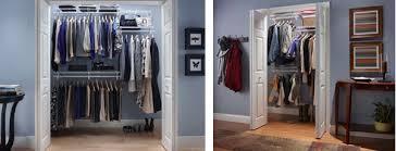 Closetmaid Shelf Track System Organise My Home Closetmaid Gallery Wardrobe Interior Solutions