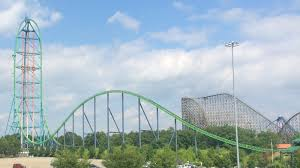 Six Flags Great Adventure Reviews Kingda Ka Review Six Flags Great Adventure Amusement Insider
