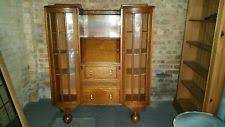 Secret Compartment Bookcase Bureau Bookcase Ebay
