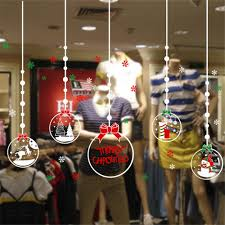 Window Christmas Decorations by Popular Decoration Christmas Door Buy Cheap Decoration Christmas