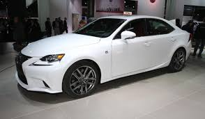 white lexus is 250 2014 detroit 2013 lexus is f sport gtspirit