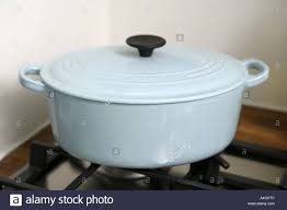 le creuset cooking pot stock photo royalty free image 6312971