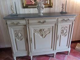 cuisine bois peint meuble ancien peint en noir great de cuisine bois repeindre des