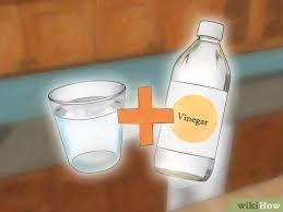 what should you use to clean wooden kitchen cabinets 3 ways to clean wood kitchen cabinets wikihow