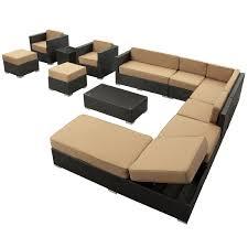 Patio Wicker Furniture Set - lexmod archives best patio furniture sets online