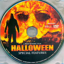 halloween 2007 unrated dc r1 movie dvd cd label dvd cover