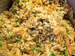 cuisiner des petit pois surgel recette de carottes riz et petits pois épicé au curry en accompagnement
