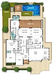 Double Storey House Floor Plans Double Storey House Design