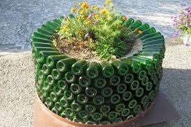 creative ideas for flower pots in your garden one decor glass