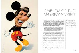 mickey mouse emblem of the american spirit garry apgar
