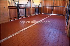 style bone rubber floor mat brick rubber tiles wood look