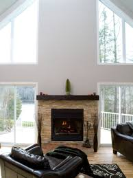 Scented Fireplace Logs by How To Make A Gas Log Fireplace Smell Like Wood Hunker