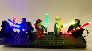 lightsaber toy light up star wars lightup lightsabers by 3direction kickstarter