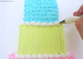 tiered sheet cake free cake tutorial my cake