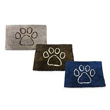 Wipe Your Paws Mat Decorative Muddy Buddy Paw Mat Bed Bath U0026 Beyond