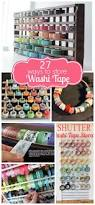 Craftaholics Anonymous Diy Toy Box With Herringbone Design by 25 Unique Washi Tape Ideas On Pinterest Washi Tapes Stationary