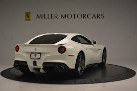 Ferrari F12 2017 - 2015 ferrari f12 berlinetta stock 4334 for sale near westport