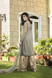 pista green and fone color bridal wear g12410 exclusive online