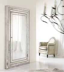 Mirrored Jewelry Armoire Ikea Furniture Mirror Jewelry Armoire With Drawers And Double Doors
