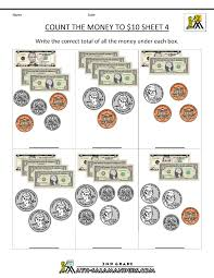 counting money math worksheets worksheets