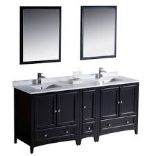 72 Bathroom Vanity Double Sink by Fresca Oxford 72 Inch Espresso Traditional Double Sink Bathroom